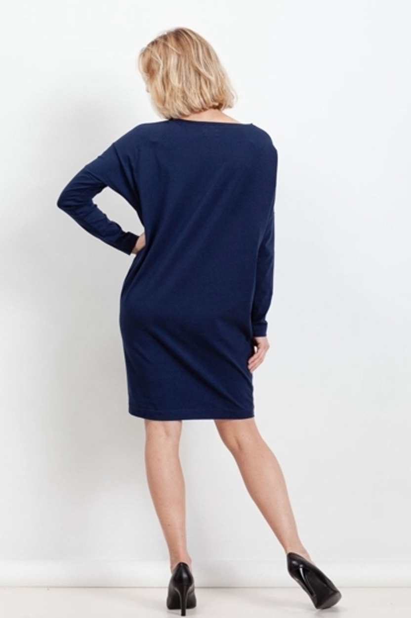 Sukienka Mary Lou navy blue